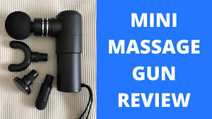 NaCot <b>Mini</b> Massage <b>Gun</b> Review - YouTube