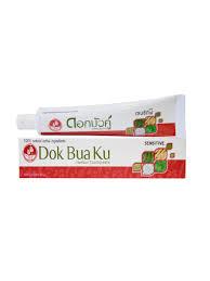 """Зубная паста """"Для чувствительных зубов с травами""""(<b>DOK</b> BUA ..."""