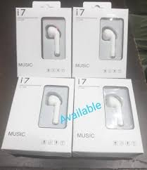 <b>I7s Tws Bluetooth</b> Earphone at Rs 80 /piece | Alipur Village | <b>New</b> ...