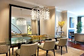 dining room table mirror top: top  inspiring ways to add a mirror to your home