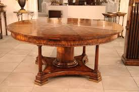 dining table that seats 10: large round dining table seats   with large round dining table seats
