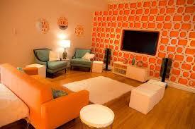 Interior Designing Of Living Room Orange Interior Design Living Room Color Scheme Youtube