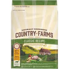 <b>Country Farms</b>™ Classic Recipe <b>Adult Dog</b> Food Rich in Chicken