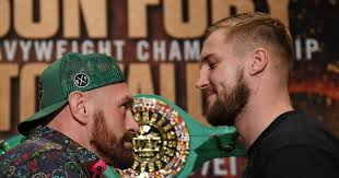 Tyson Fury vs Otto Wallin fight start time: UK ring walk time and TV ...
