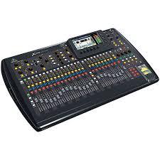 <b>Behringer</b> X32 « <b>Цифровой микшерный пульт</b> | Musik Produktiv