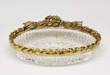 <b>vintage brass</b> soap dish products for sale | eBay