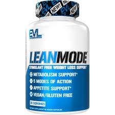 Evlution Nutrition <b>Lean Mode Stimulant-Free</b> Weight Loss ...