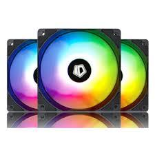<b>Вентилятор</b> для корпуса <b>ID</b>-<b>Cooling XF</b>-<b>12025</b>-<b>ARGB</b> ARGB PWM ...