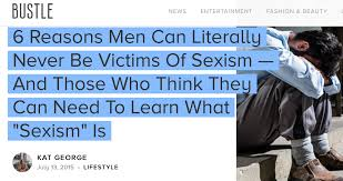 winning arguments against radical feminism libertennial bustle men cant be sexist
