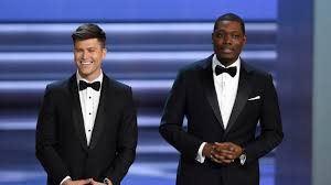 2018 Emmy Awards monologue: Best jokes from Colin Jost and ...