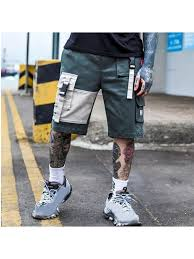 <b>Mens</b> casual comfort <b>tooling shorts</b> RS109 - nikiluwa.com in 2021 ...