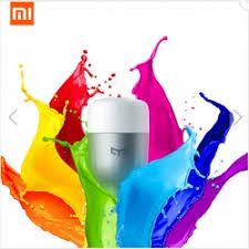 <b>Лампочка Xiaomi Mi</b> Yeelight 9W RGB
