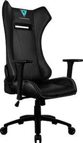 <b>Игровое кресло ThunderX3 Uc5</b>, с подсветкой , TX3UC5Bh, black ...