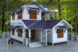 Low Cost Kerala House Plans And Elevations   Veedupani comDIBESH P veed
