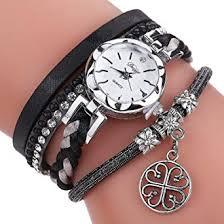Luxsea Watch Rhinestone Wristwatch Women ... - Amazon.com