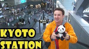 Kyoto Station in <b>Japan</b> - YouTube