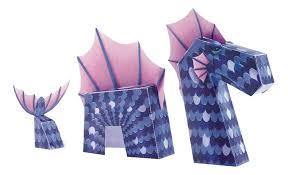 Купить <b>оригами Djeco</b> Драконы и химеры, цены в Москве на ...