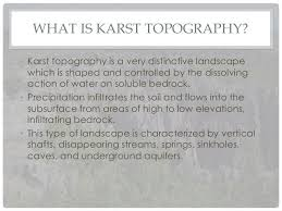 Image result for image of karst topography