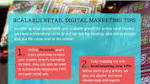 [Infographic] Scalable retail digital marketing tips