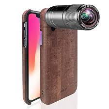 ARORY for iPhone Telephoto Lens, Clip On 12x ... - Amazon.com