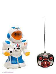 Игрушка <b>радиоуправляемая</b> '<b>Робот</b>-футболист' от <b>Shantou Gepai</b> ...