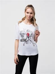 "Женская <b>футболка</b> ""MY <b>BIRD</b>"" <b>BIRDS</b> of LOVE® 12273231 в ..."