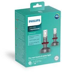 <b>Лампа</b> автомобильная светодиодная <b>Philips Ultinon</b> LED ...