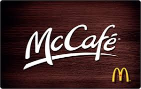 McCafe gift cards for corporate gifts, employee rewards or bulk ...