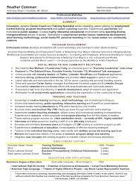 Course Facilitator Resume Sample   http   exampleresumecv org course  facilitator SlideShare