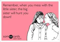 posters on Pinterest | Funny Sister Quotes, Sisters and My Sister via Relatably.com