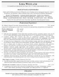medical resume examples getessay biz medical practice administrator resume sample in medical resume
