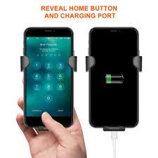 Samsung <b>Gravity Auto</b> Lock <b>Auto</b> Clamping Smart Phone <b>Car Air</b> ...
