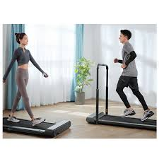 <b>Portable</b> Ultra thin Household Treadmill with Handrail Foldable <b>R1</b> ...