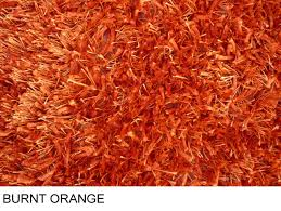 charming shag rugs in orange for floor decor ideas charming shag rugs