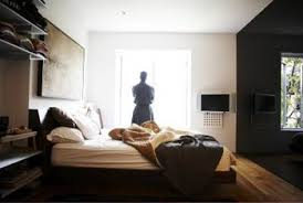 black furniture adds sophistication to a mans bedroom bedroom with black furniture