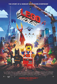 the lego movie a construction worker lego figure running away from a bright light other lego characters running