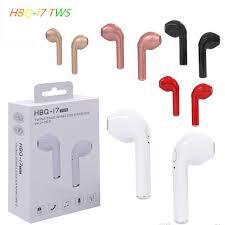 2018 best original <b>HBQ i7</b> Twins <b>Mini</b> Wireless Bluetooth Earphones