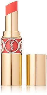 Yves Saint Laurent Rouge Volupte Shine Lipstick No ... - Amazon.com