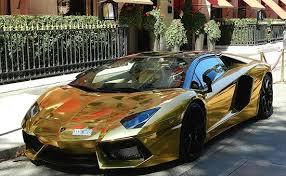 صور اجمل سيارات ذهبيه,احمل اناوع السيارات الذهبيه