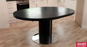 round glass extendable dining table: comfortable extendable dining table and chairs models