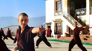 Travel - The Kung Fu nuns of Nepal - BBC