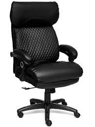 Компьютерное <b>кресло TetChair</b> Chief искусственная кожа <b>ткань</b> ...