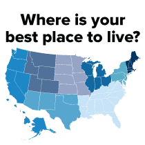 where is your best place to live