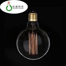 China <b>Hot Sale</b> E27 <b>220V 40W</b> Vintage Filament Edison Bulb G95 ...