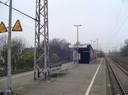 Düsseldorf-Eller Süd station