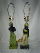 Chalkware <b>Lamp</b> for sale | eBay