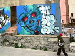 top graffiti picks in valpara atilde shy so s street art heaven the top graffiti picks in valparaatildeshyso s street art heaven