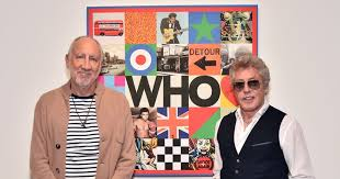 <b>The Who</b> Announces New Album '<b>Who</b>' & Shares Single