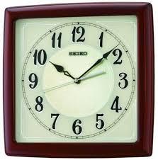 <b>Настенные часы SEIKO</b> QXA687B — купить в интернет-магазине ...