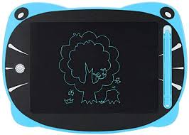 LCD Writing <b>Tablet</b>, <b>Solid Color</b> Children Cartoon Hand-Painted ...